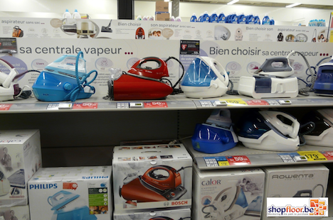 Carrefour planet monitoring the path to purchase - Comment bien choisir sa centrale vapeur ...